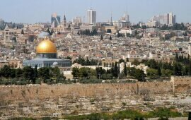 No City Stirs Passions Like Jerusalem