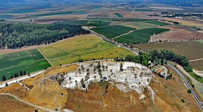 Uncovering the Bible's Buried Cities: Megiddo