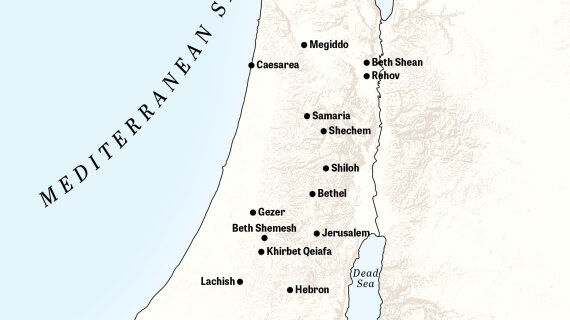 Biblical Cities
