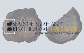 """Seals of Isaiah and King Hezekiah Discovered"" Trailer"