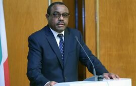 Ethiopian Prime Minister Resigns Amid Worsening Ethnic Divisions