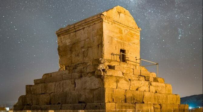 Uncovering the Bible's Buried Civilizations: The Persians