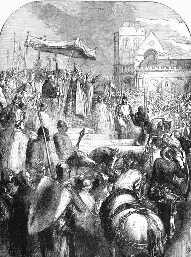 180528 pope urban ii. preaching the first crusade in the market place of clermont see page 119 p115 759x1024.jpg