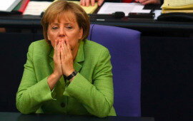 Reelecting Angela Merkel Will Destroy Postwar Germany