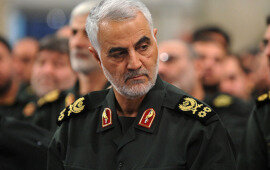 General Qassem Suleimani – The Point of Iran's Spear