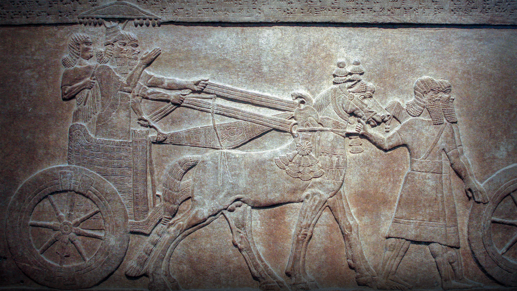Uncovering The Bibles Buried Civilizations The Assyrians