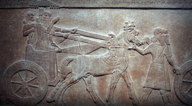 Uncovering the Bible's Buried Civilizations: The Assyrians