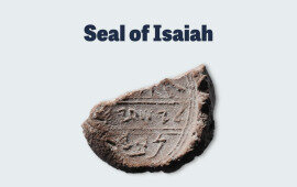 The Seal of Isaiah