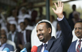 Peace and Pizza Hut: Ethiopia Begins Risky Liberal Reform