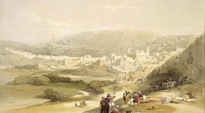 Uncovering the Bible's Buried Cities: Hebron