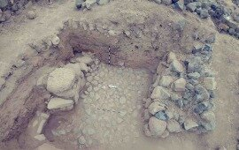 Massive 3000 year-old-gate Found at Potential Home Town of Absalom's Mother