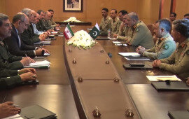 Iran and Pakistan Plan Defense Cooperation