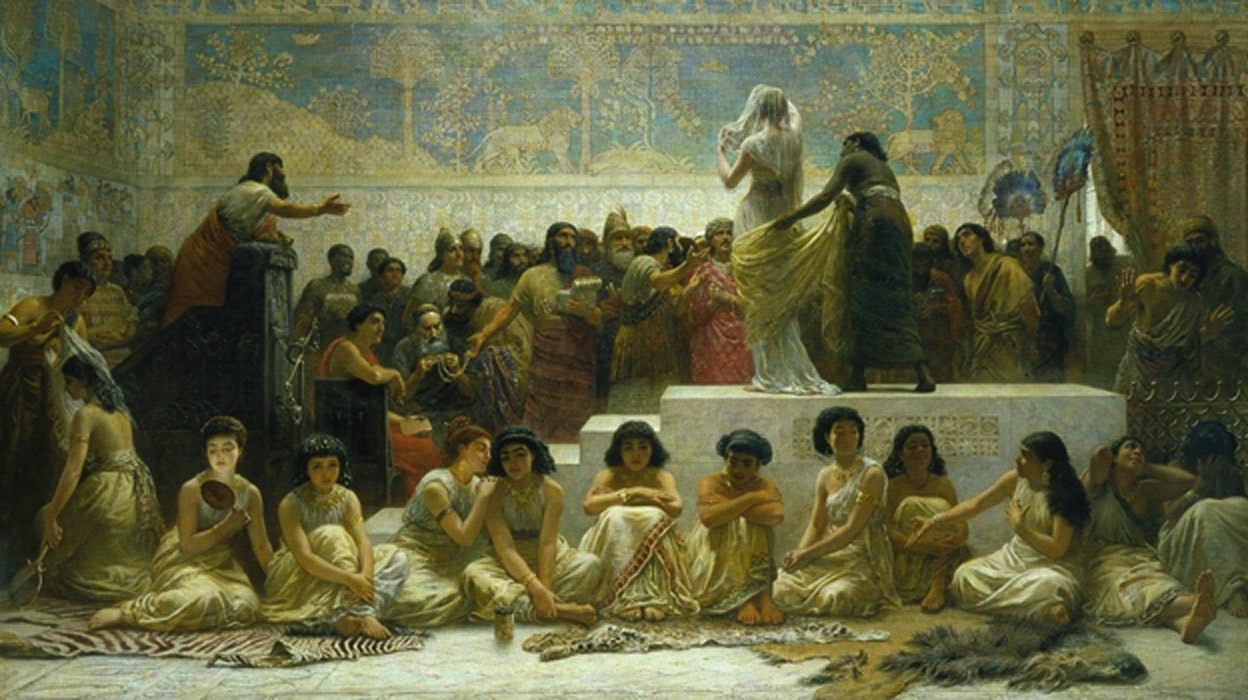 Marriage: A 'Cultural Universal' in Archaeology and the Bible