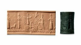 Early Cylinder Seals and the Garden of Eden