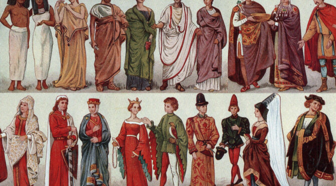 Clothing: A 'Cultural Universal' in Archaeology and the Bible