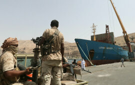 Iran Supplies Houthis With Naval Mines