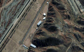 Iran's Nuclear Testing at Parchin Facility Confirmed