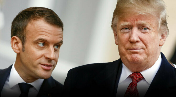 France Is Betraying America, and Fulfilling Bible Prophecy!