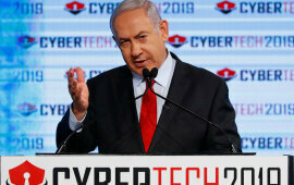 Netanyahu: Cyberspace Dramatically Vulnerable