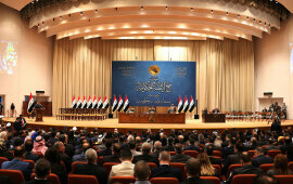 Iraqi Parliament: Oust U.S. Forces
