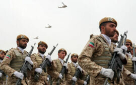 Iran, Iraq Discuss Joint Military Exercises