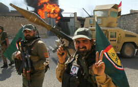 Forging Iraqi Military With Iran-Backed Terrorists