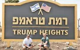 Israel's Dangerous Hope in Donald Trump