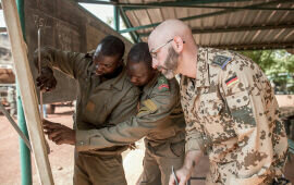 German Military Bases in Africa: Preparing the Whirlwind