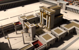 Jerusalem's Temples: The Archaeological Evidence