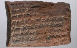 Ancient Tablets Prove Biblical Account of Assyrian Resettlement Policy