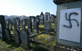 Desecrated Graves: Why Jews Can't Find Rest