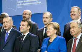 Why Is Germany Leading the Push for a Libyan Peace Process?