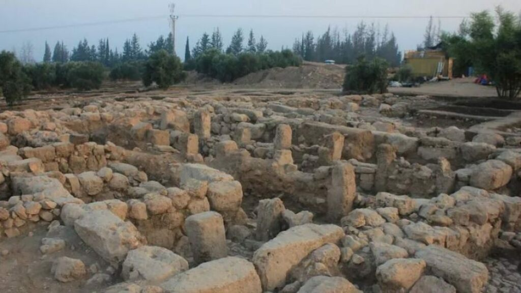 Omride 'Royal Estate' Found in Northern Israel
