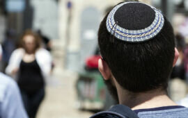 Record High Anti-Semitic Violence in Germany