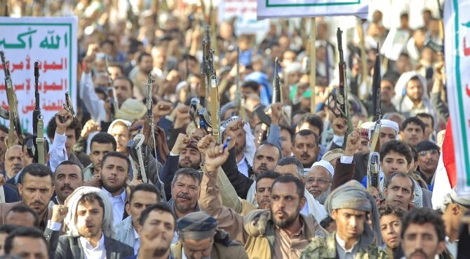The Houthis and Iran's Red Sea Strategy