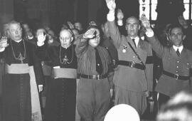 German Bishops Admit Complicity With Nazi Crimes