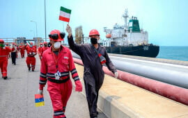 Iran Establishing a Base of Operations in Venezuela