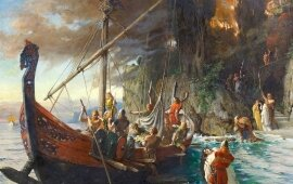Norway: A 'Lost' Part of the Tribe of Benjamin?
