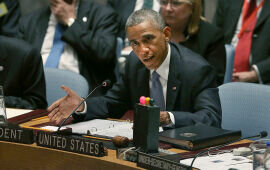 President Obama Was Planning Another Hit Against Israel