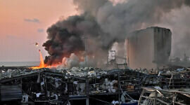 Beirut Devastated by Massive Explosion
