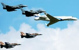 Israeli and German Air Forces Train for First Time in Germany