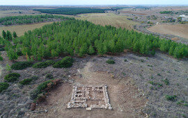 Canaanite Judges-Era Fortress Discovered at Galon