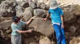 Davidic-Era Fortress on Golan Aligns with Biblical History