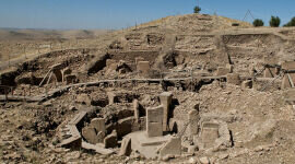 Göbekli Tepe, 'Stone Age Zoo,' in the Book of Genesis