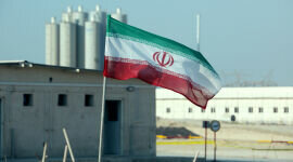 Iran Is Now Enriching Uranium to 20 Percent