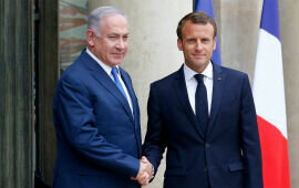 Will Israel Work More Closely With France?